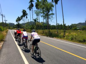 Rennrad-Trainingscamp mit Andy Schleck in Hua Hin