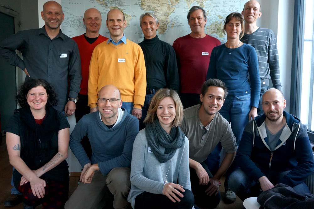 Biketeam Reiseleiter-Treffen