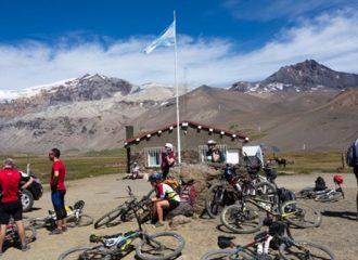 Mountainbike Andencross