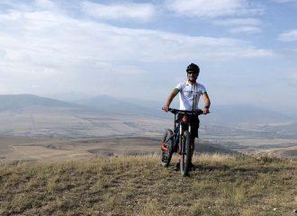 Radurlaub und Mountainbike-Reisen in Georgien