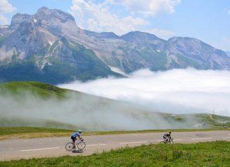 Mit dem Rennrad quer durch die Pyrenäen