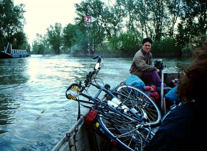 Fahrradweltreise 2. Etappe Wien-Ungarn
