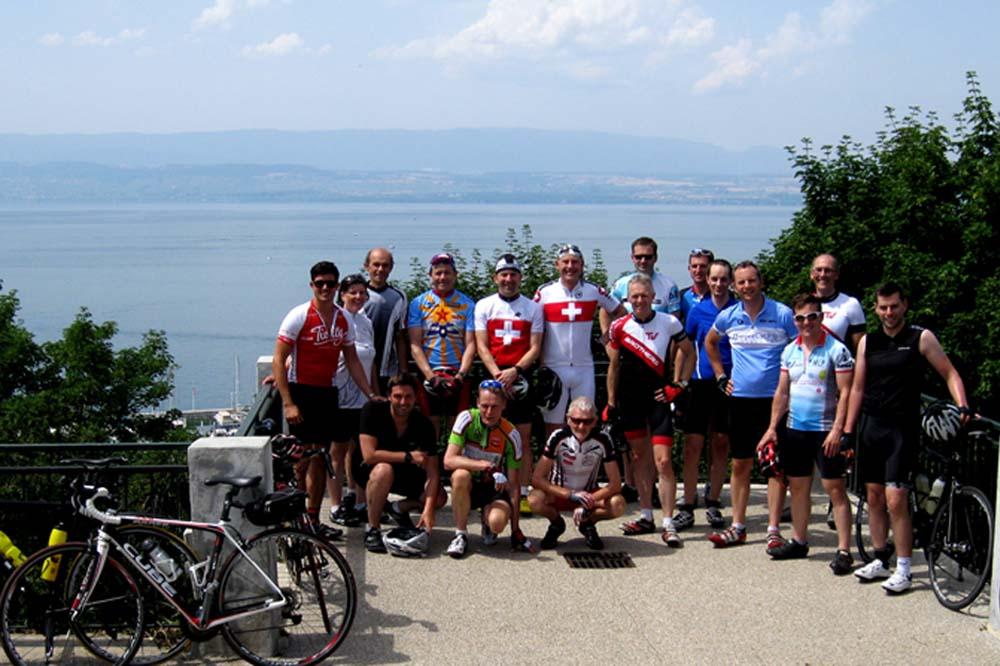 Rennradreise Route des Grandes Alpes